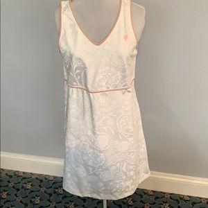 White Lily tennis dress